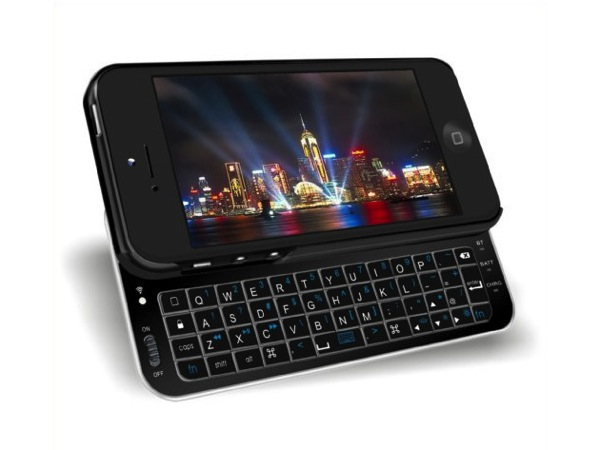 The iPhone 5/5S Bluetooth Keyboard Case is 43% Off, Shipped Free [Deals]