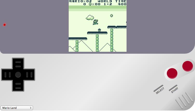 Gamy Boy_Classic_emulator_ios
