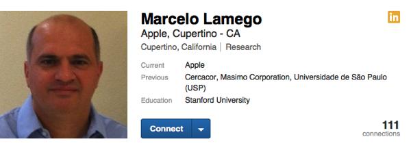 Marcelo Lamego Linkedin