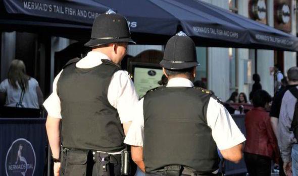 Police 458520