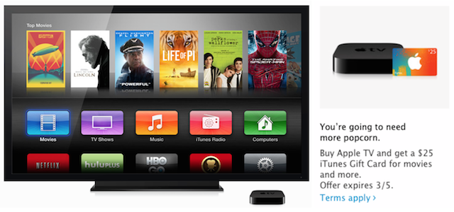Apple tv promo