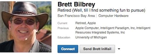 Brett bilbrey
