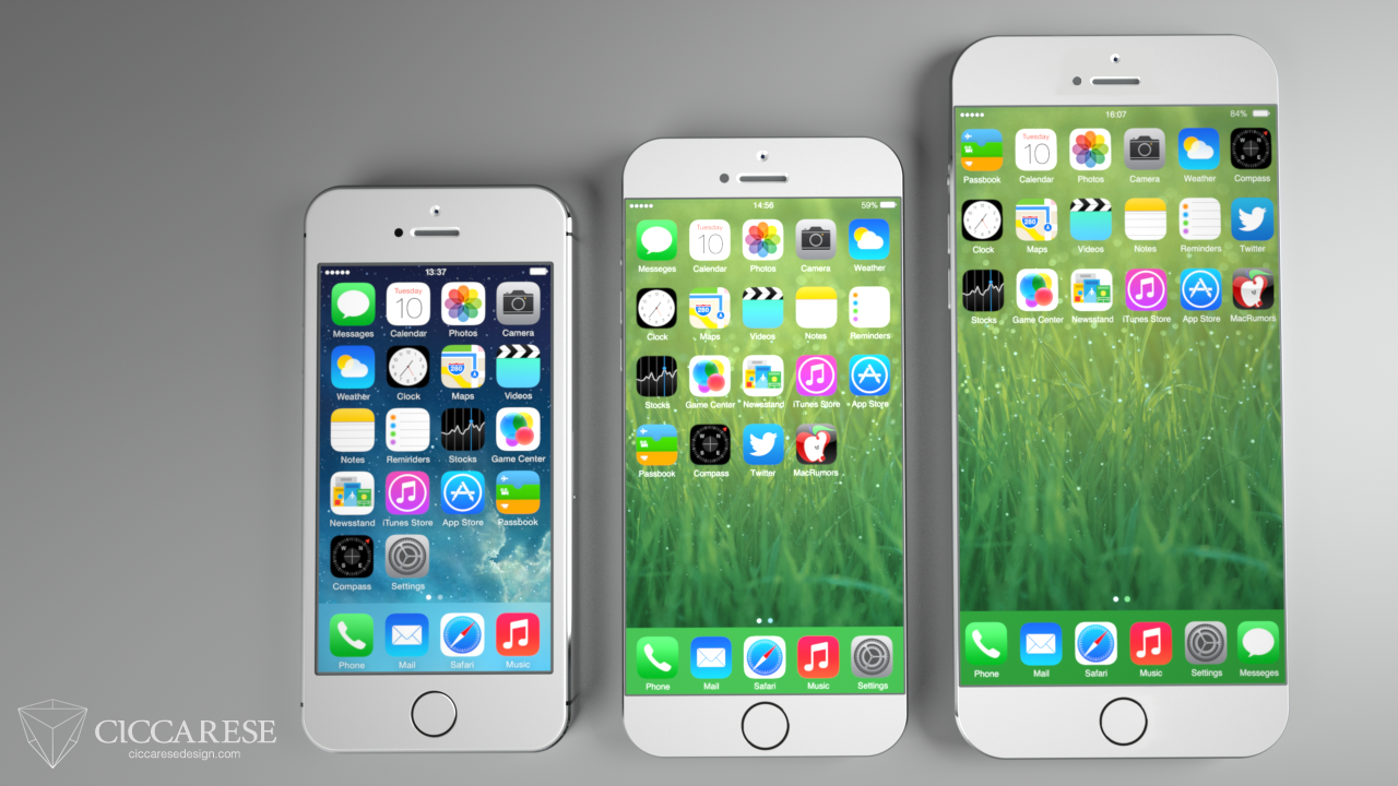 New 'iPhone 6' Models Said to House Sapphire Glass Screens Up to 5.5-Inches