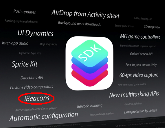 Apple Reveals iBeacon Specifications, Begins Certifying Bluetooth LE Devices