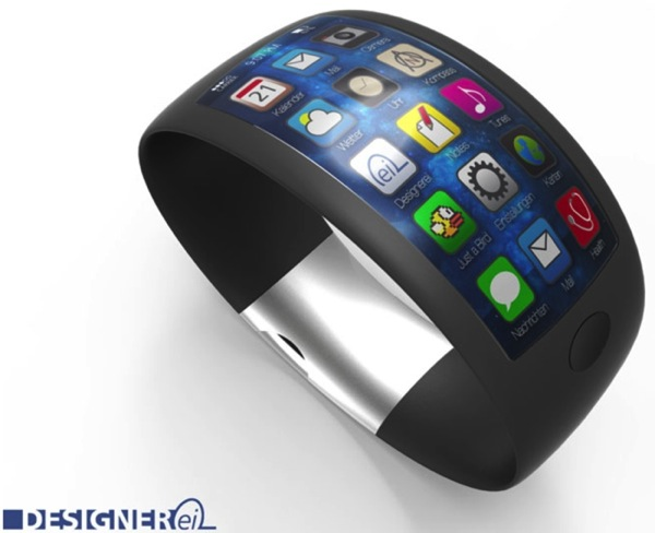 Latest iWatch Concept Creates Awesome Visuals of Sensors [PICS]