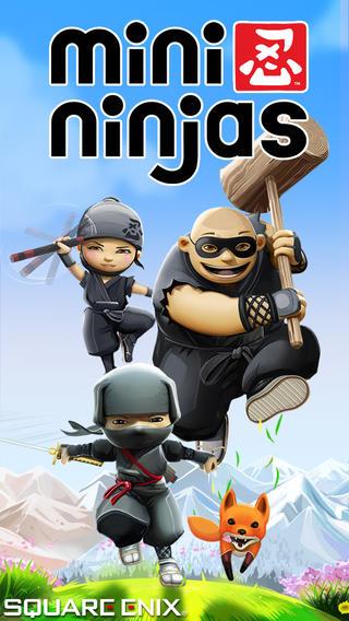 Mini ninjas square enix