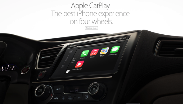 Apple's CarPlay Integration a Quick Task for Third-Party Developers