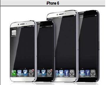 IPhone 6 tech specs