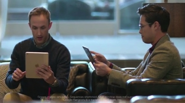 New Samsung Galaxy Pro Ad Ridicules iPad, Surface and Kindle