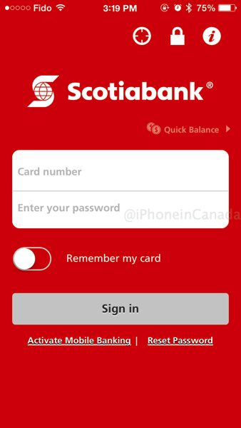 Scotiabank for iPhone Update: Setup Recurring Transfers/Payments and