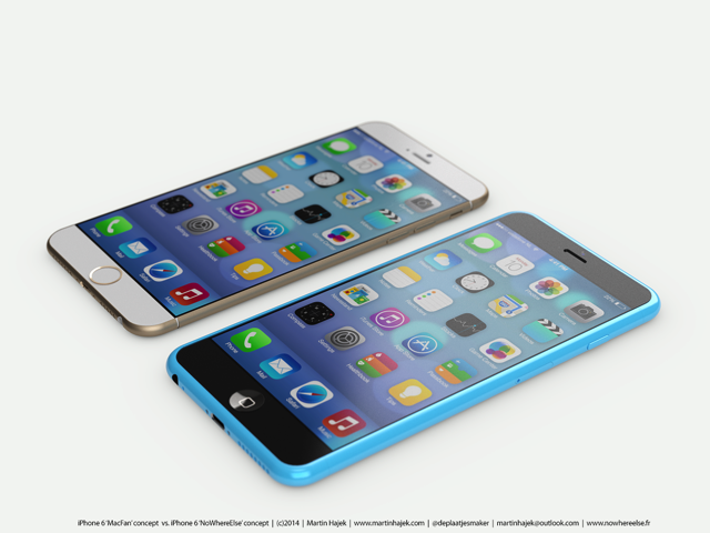 Fight of the 'iPhone 6' Concepts – Which one is Better? [PICS]