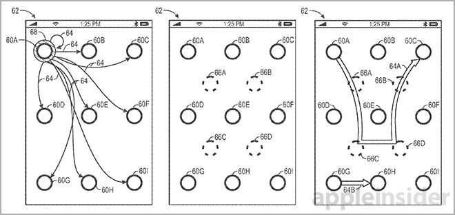Android's Pattern Lock Screen Uses Apple's Gesture-Based Technology