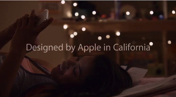 Apple ad campaign