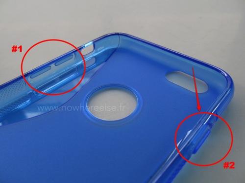 Etui Silicone iPhone 6 00