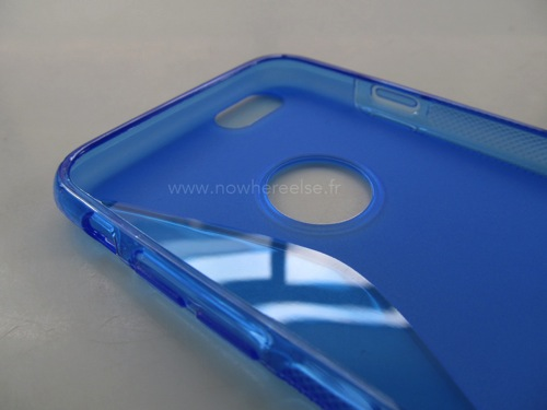 Alleged iPhone 6 Case Shows Relocated Power Button and Rectangular Volume Controls
