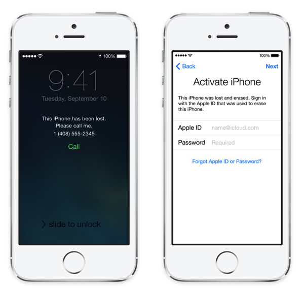 iOS 7 bug Allows Anyone to Bypass Activation Lock