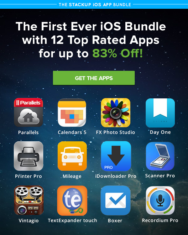 Stackup iOS Bundle image