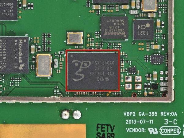 Apple primesense 3d chip