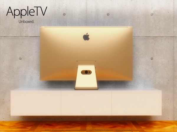 Apple Has Ordered Sample iTV Displays for Mass Production Next Year [Rumour]