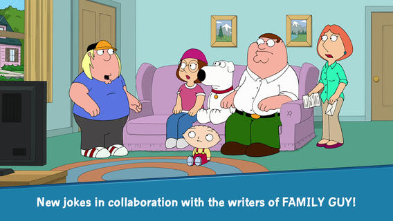 Family guy quest