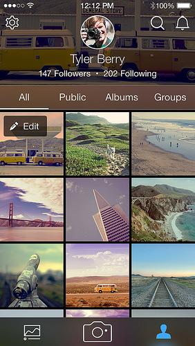 Flickr 3 0