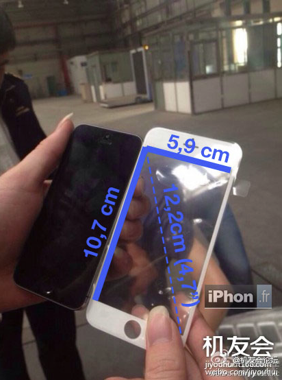 Iphone 6 measurements