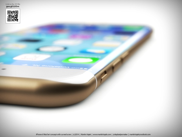 Iphone 6 renderings 1