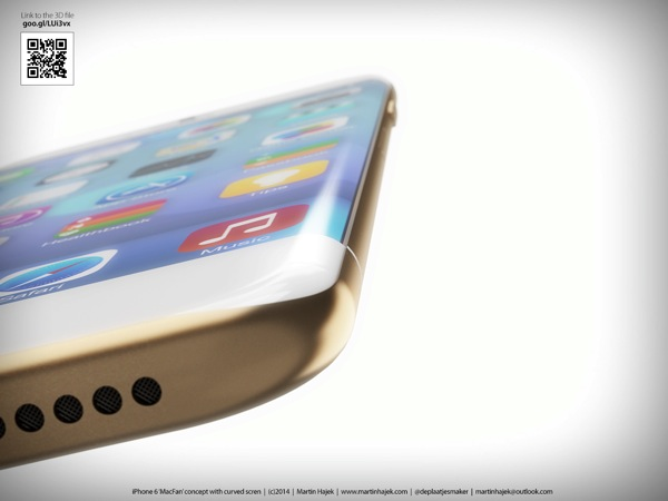 Iphone 6 renderings 2