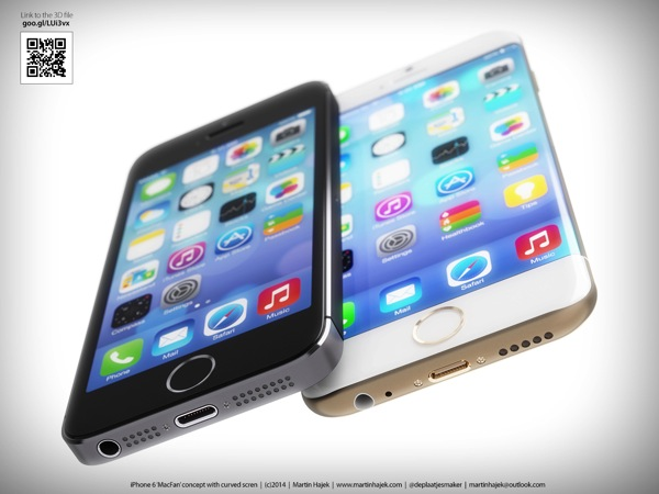 Iphone 6 renderings 3