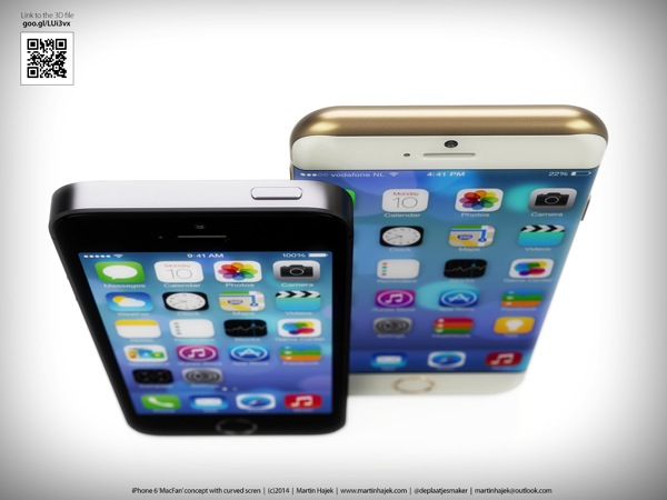 Iphone 6 renderings 4