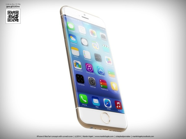 Iphone 6 renderings 5