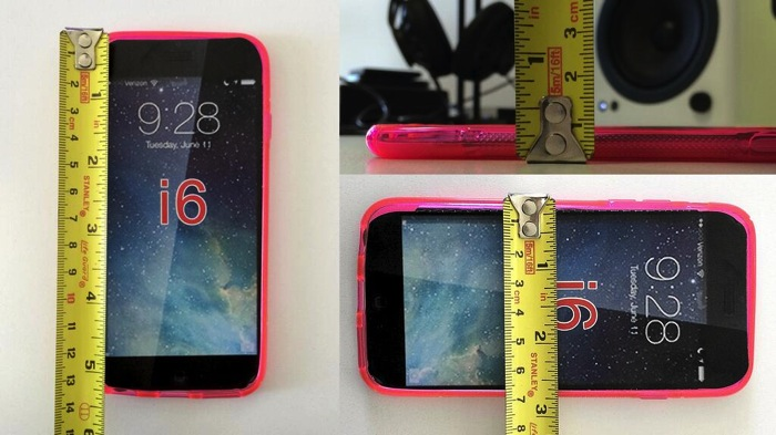 Iphone6 case leak