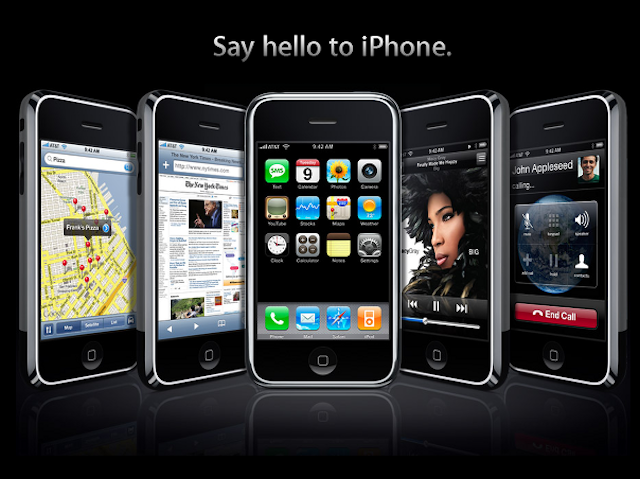 Iphone original ad
