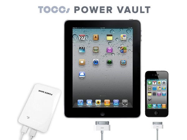 Power Vault 10,000 mAh USB Charger on Sale for $33.99, Shipped Free [Deals]