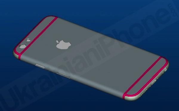 Schema dimensions iphone 6 003
