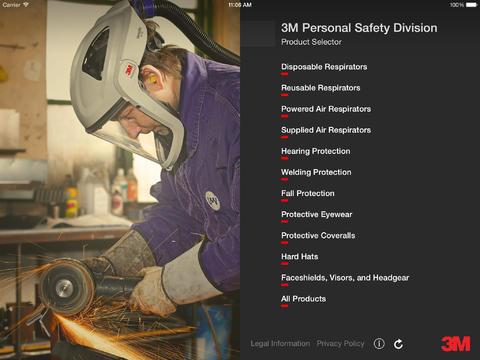 3m canada safety app