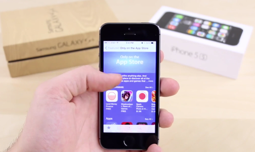 25 Reasons Why the iPhone 5s is Better Than the Galaxy S5