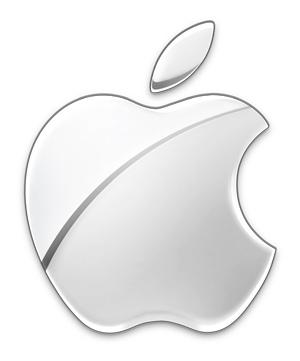 Apple chrome logo