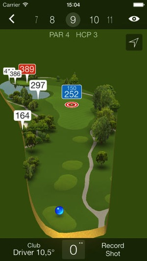 Fun golf gps 3d