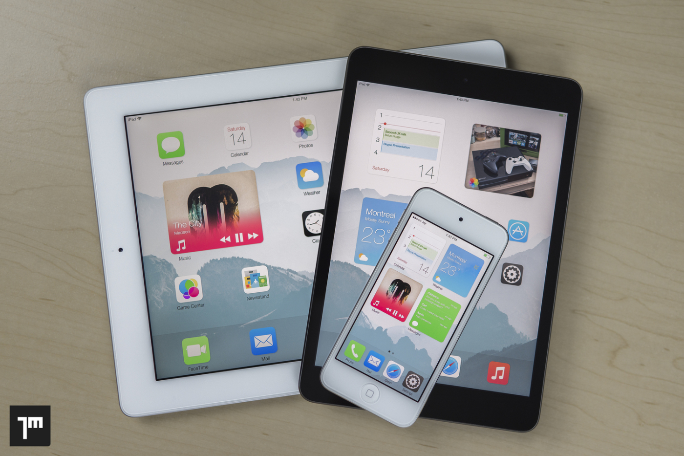 A Brilliant 'iOS Blocks' Concept Imagines Widgets in iOS 8