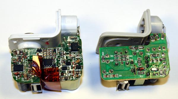 Ipad chargers bottom
