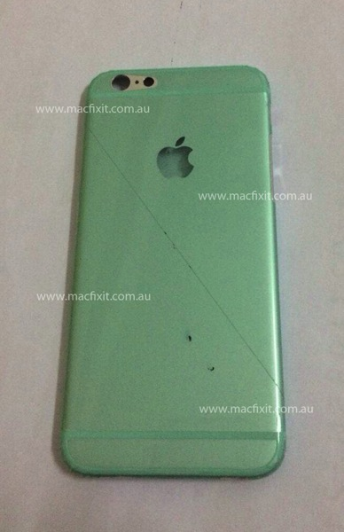 New Image Surfaces Claiming to Be the iPhone 6 Rear Cover [PIC]