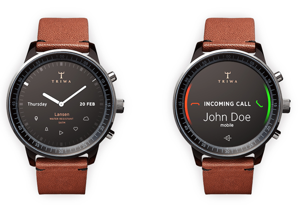 Smartwatch concept balogh