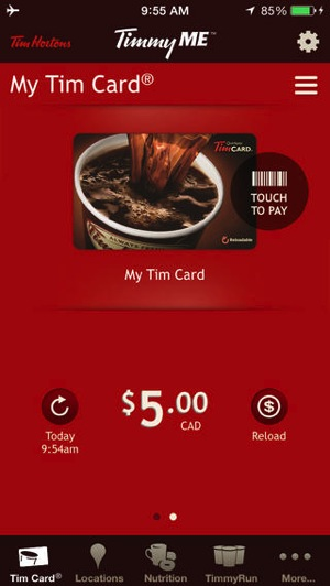 TimmyMe iOS App Update Brings Passbook Support for Payments