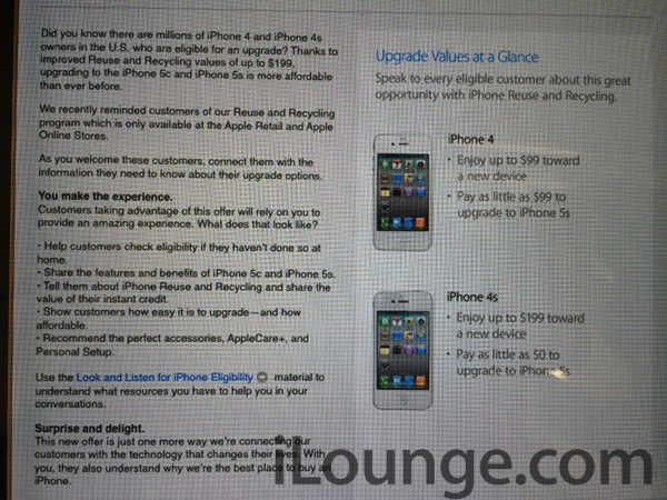 iphone 4 trade in value apple rumoured to raise trade in values of iphone 4 and 4s 17341