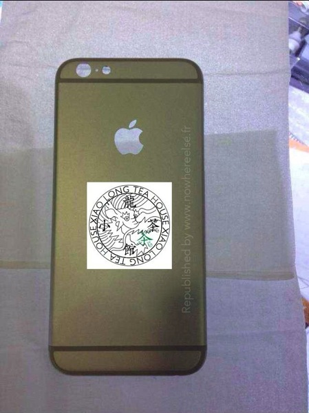 Boitier iPhone 6 Back