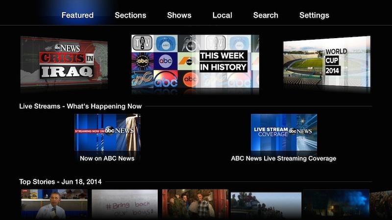 Abc news apple tv