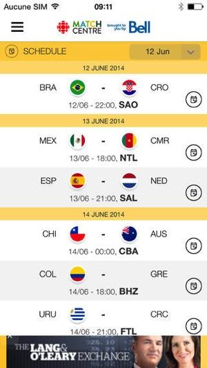 Fifa world cup app2