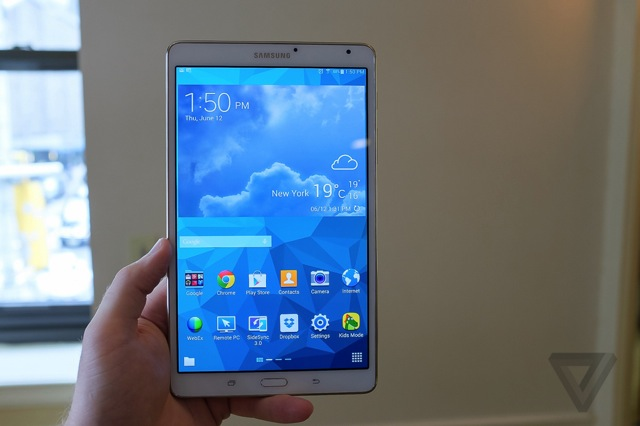 GalaxytabS 1020 7 verge super wide