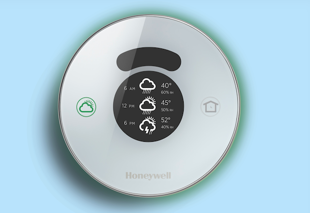 Honeywell Launches 'Lyric' to Challenge the Nest Thermostat